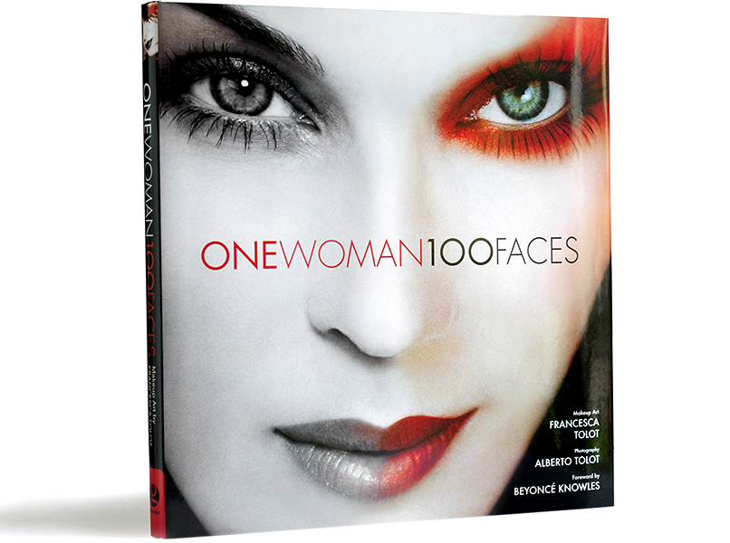 Alberto Tolot_One Woman 100 Faces